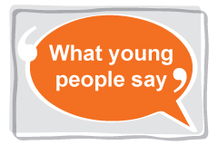 EBP Kent - What Young People Say