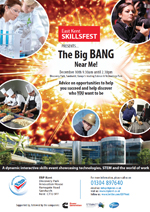 Work Related Learning - 'Big Bang' - Contact us for more info